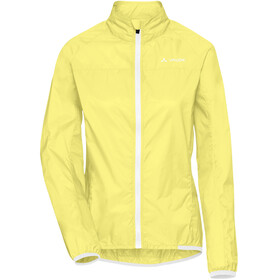 VAUDE Air III Jacket Women yellow